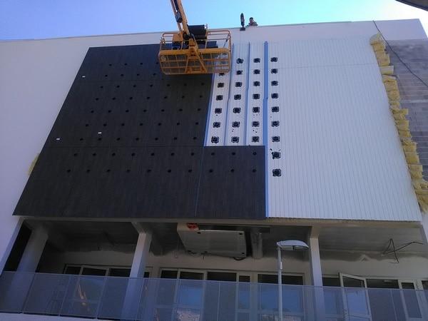 Construction sur senas