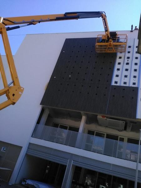 Construction sur orgon