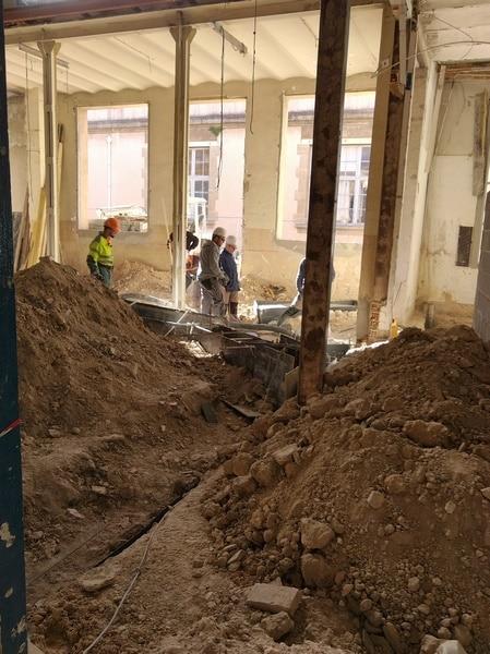 Rénovation à senas