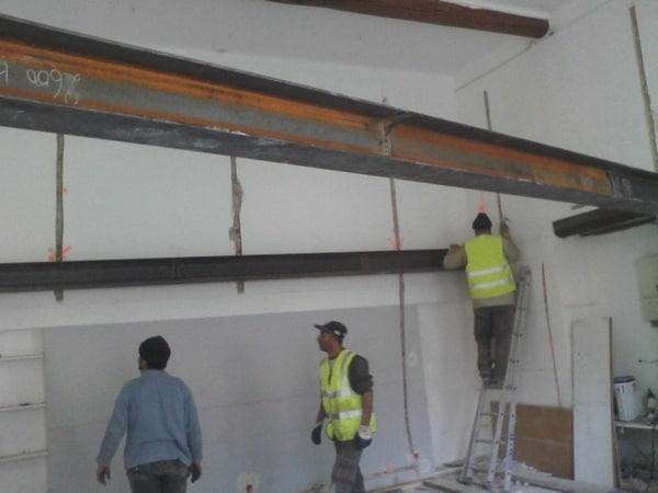 Rénovation sur salon de provence