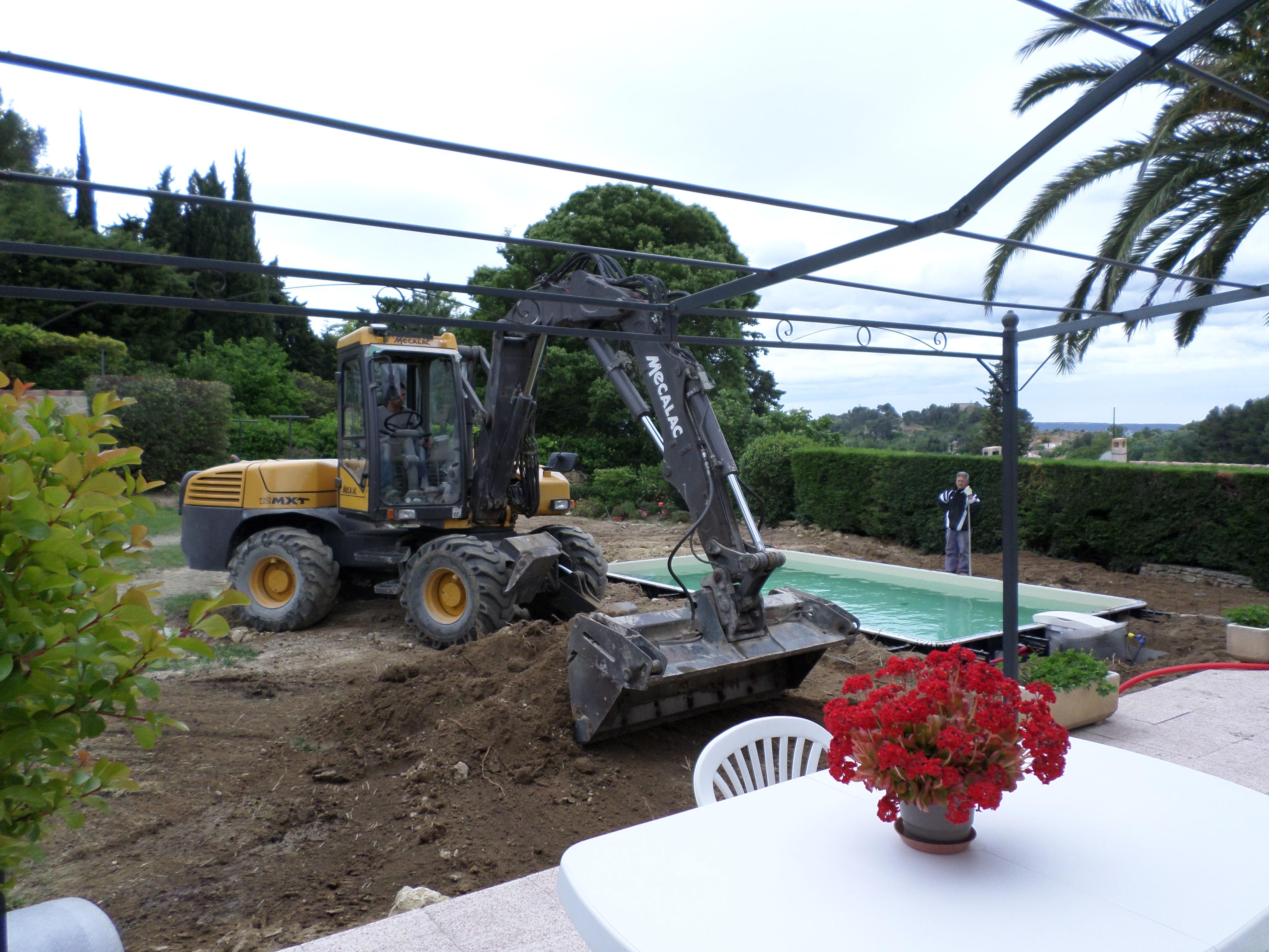 Construction vers miramas