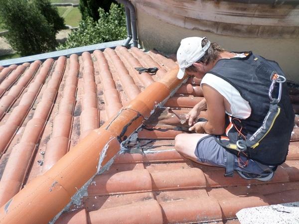 Rénovation vers salon de provence
