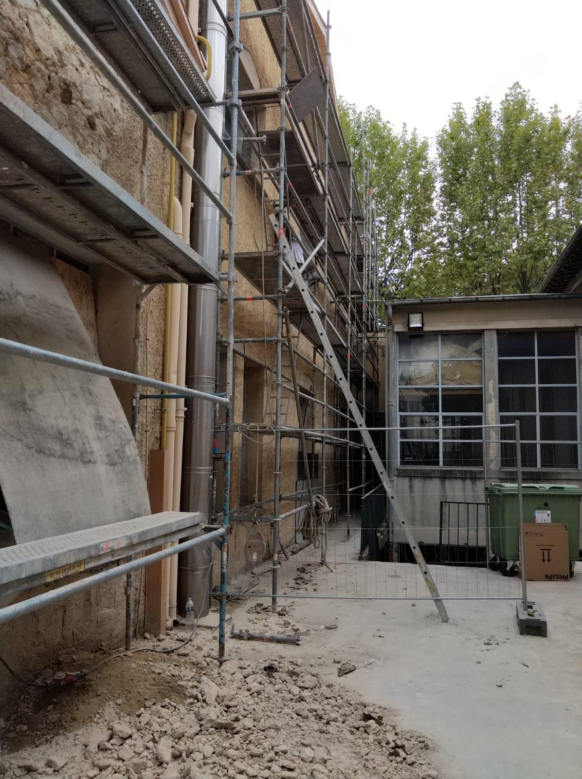 Rénovation de façade Marseille