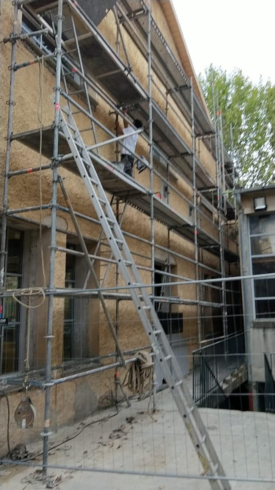 Rénovation extérieur à Marseille